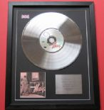 IMELDA MAY - Love Tattoo CD / PLATINUM PRESENTATION DISC